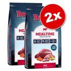 Lot Rocco Mealtime 2 x 12 kg pour chien