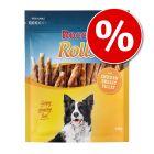 Lot Rocco Rolls pour chien