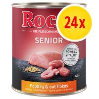 Lot Rocco Senior 24 x 800 g