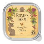Lot Rosie's Farm Adult 32 x 100 g pour chat