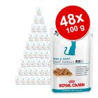 Lot Royal Canin Vet Care Nutrition 48 x 100 g