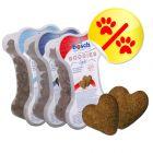 Lot 3 saveurs bosch Goodies 3 x 450 g