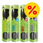 Lot 4 saveurs Cosma Snackies 95 g