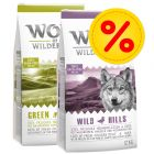 Lot 2 saveurs Wolf of Wilderness Adulte