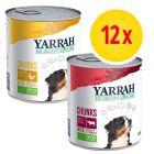 Lot 2 saveurs Yarrah 12 x 820 g