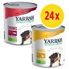 Lot 2 saveurs Yarrah 24 x 405 g