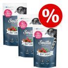 Lot Smilla Soft Sticks 3 x 50 g pour chat