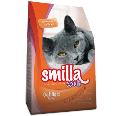 Lot Smilla 2 x 10 kg pour chat
