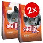 Lot Smilla 2 x 10 kg pour chat