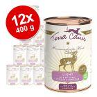 Lot Terra Canis Light 12 x 400 g pour chien