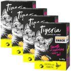 Lot Tigeria Smoothie 24 x 50 g pour chat