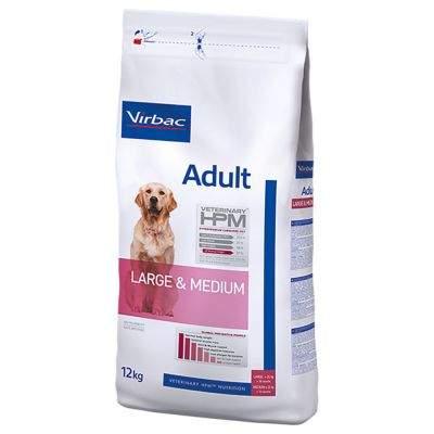 Lot Virbac Veterinary HPM Dog pour chien
