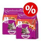 Lot Whiskas 2 x pour chat