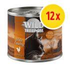 Lot Wild Freedom Adult 12 x 200 g