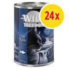 Lot Wild Freedom Adult 24 x 400 g