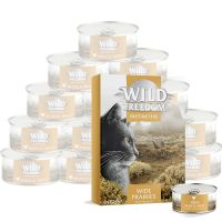 Lot Wild Freedom Adult 24 x 70 g pour chat