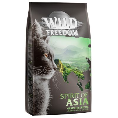 Lot Wild Freedom Spirit Of pour chat 3 x 2 kg