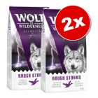 "Lot Wolf of Wilderness ""Elements"" 2 x 12 kg pour chien"