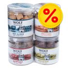 Lot Wolf of Wilderness Friandises lyophilisées premium