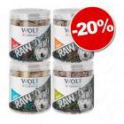 Lot Wolf of Wilderness Friandises lyophilisées premium : 20 % de remise !