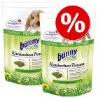 Lot : 2 x 4 kg Nourriture Bunny pour rongeur