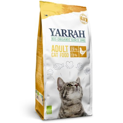 Lot Yarrah bio pour chat