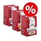 Lote mixto: Purina Gourmet Mon Petit en sobres para gatos
