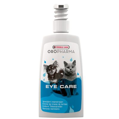 Lotion oculaire Versele-Laga Oropharma Eye Care pour chien et chat