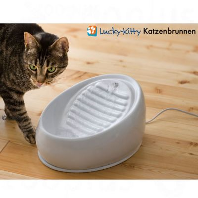 Lucky Kitty Keramische Drinkfontein 1,5 l