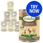 Lukullus Natural Grain-Free Mixed Trial Pack