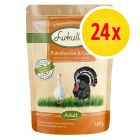 Lukullus Natural Pouches Multibuy 24 x 300g