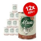 Икономична опаковка Lukullus A Casa 12 x 400 г