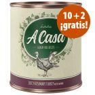 Lukullus comida húmeda 12 x 800 g en oferta: 10 + 2 ¡gratis!