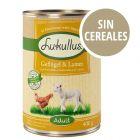 Lukullus con ave y cordero sin cereales