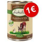 Lukullus dose única 1 x 400 g por apenas 1 €!