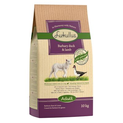 Lukullus Dry Dog Food Economy Pack 2 x 10kg
