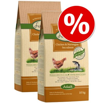 Lukullus Dry Dog Food Economy Packs 2 x 10kg
