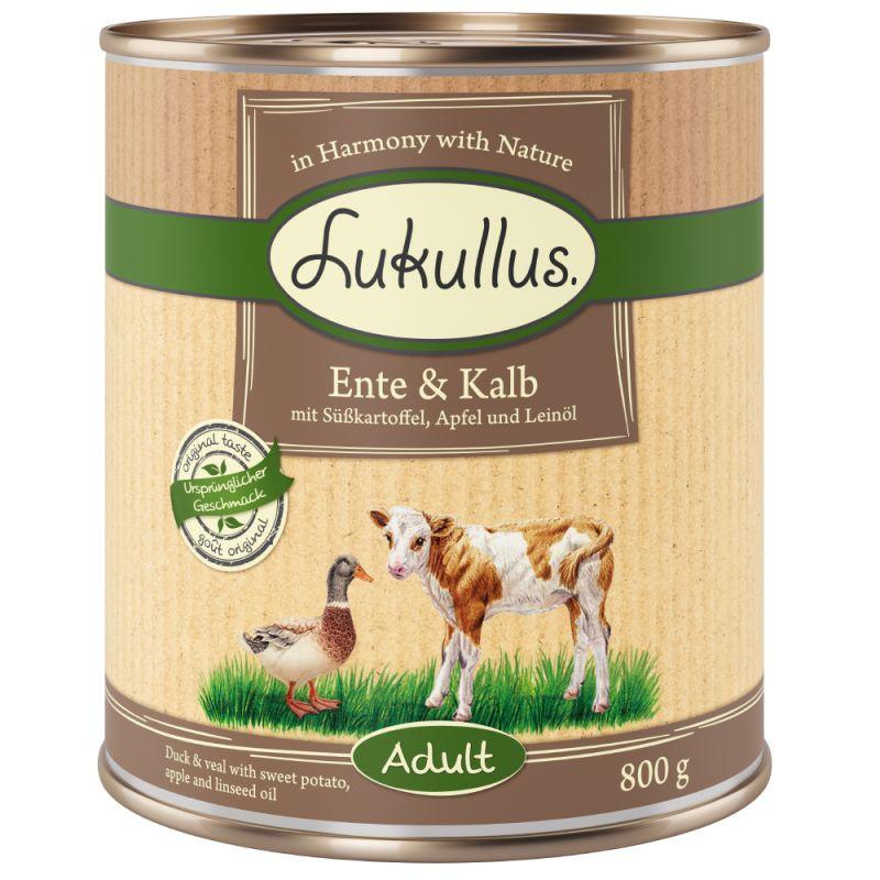 Lukullus Duck & Veal Grain-Free