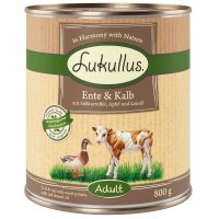 Lukullus Eend & Kalf Hondenvoer