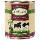Lukullus govedina i puretina (bez žitarica)