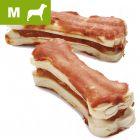 Lukullus huesos rellenos de pollo Tamaño M