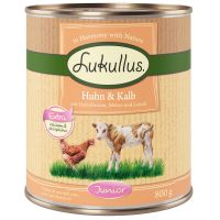 Lukullus Junior Chicken & Veal