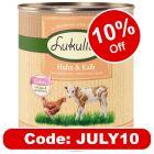 Lukullus Junior Chicken & Veal