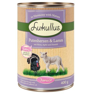 Lukullus Junior 24 x 400 g