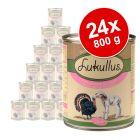 Lukullus Junior 24 x 800 g - Pack económico