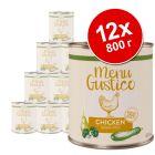 Икономична опаковка Lukullus Menu Gustico 12 х 800 г