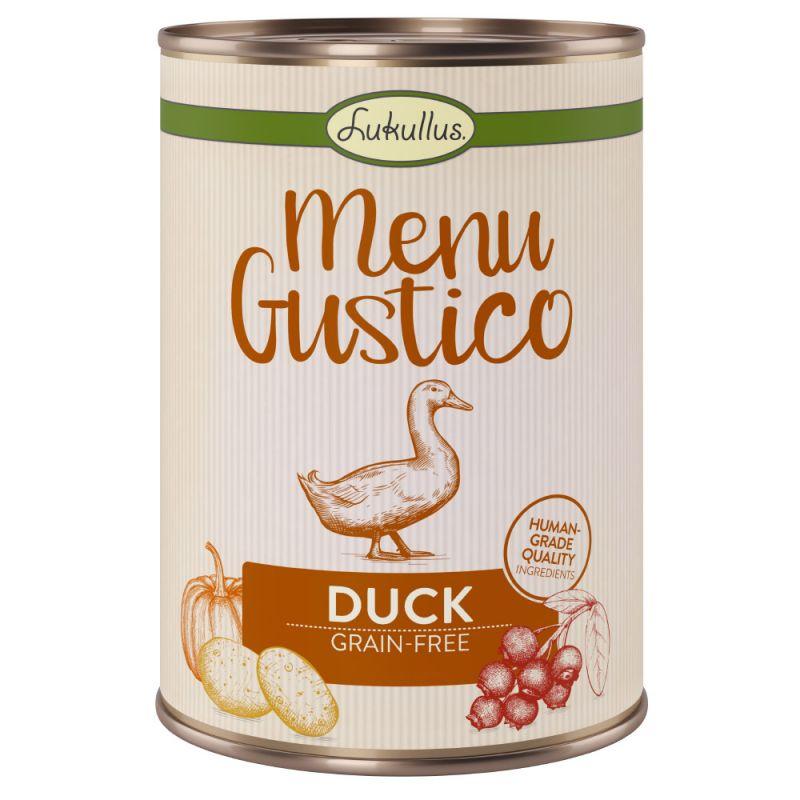Lukullus Menu Gustico Anatra - Senza cereali