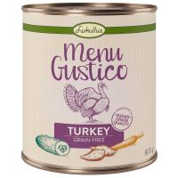 Lukullus Menu Gustico Turkey – Grain-free