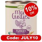 Lukullus Menu Gustico Turkey – Grain-free