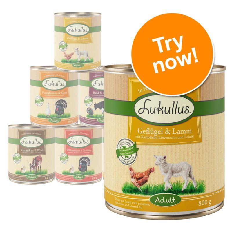 Lukullus Mixed Trial Pack